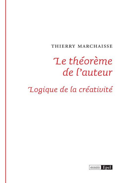 Le theoreme de l'auteur logique de la creativite
