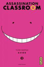 Vente EBooks : Assassination classroom - Tome 3  - Yusei Matsui