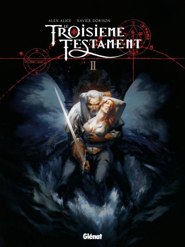 Le Troisieme Testament T.2 ; Matthieu Ou Le Visage De L'Ange