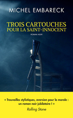 Vente EBooks : Trois cartouches pour la Saint-Innocent  - Michel Embareck