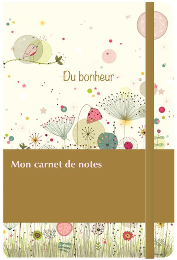 Carnet de notes Amélie Biggs Laffaiteur ; m