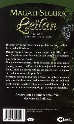 Leïlan t.1 ; les yeux de Leïlan