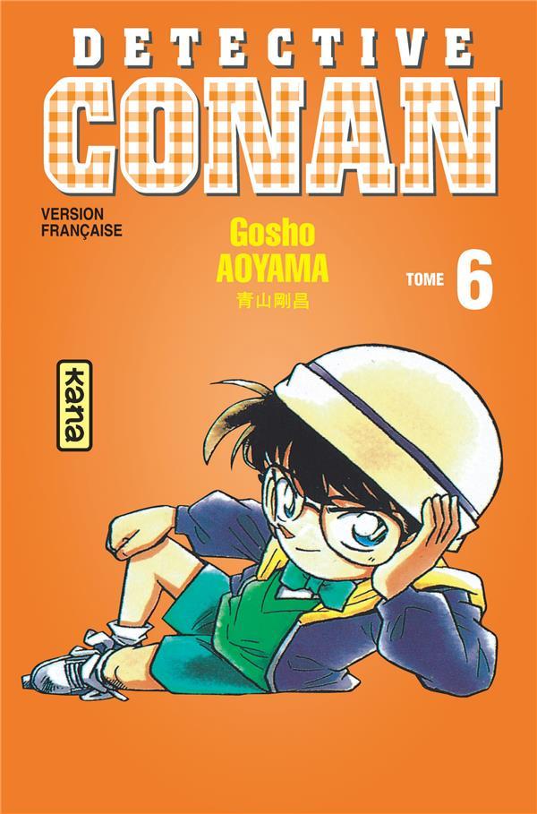 Detective Conan T.6