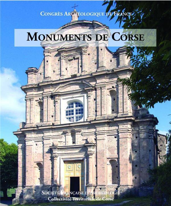 Congrès archéologique de France, monuments de Corse