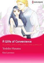 Vente Livre Numérique : Harlequin Comics: A Wife of Convenience  - Kim Lawrence - Yoshiko Hanatsu