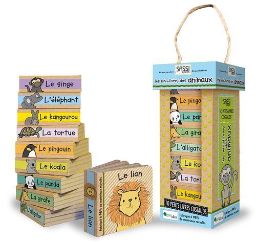 Les Mini-Livres Des Animaux