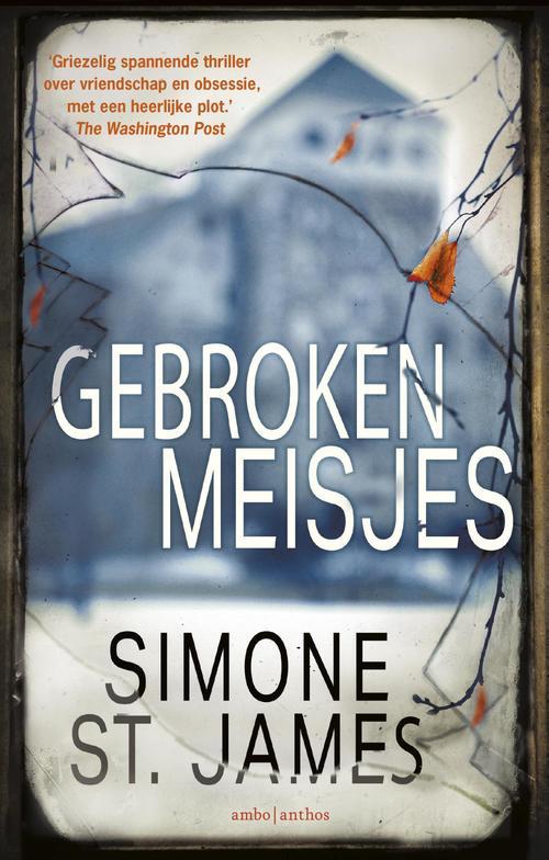 Gebroken meisjes - Simone St. James - ebook