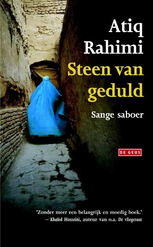 Steen van geduld - Atiq Rahimi - ebook