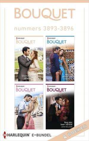 Bouquet e-bundel nummers 3893 - 3896