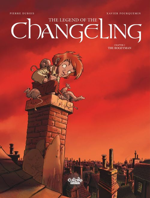 The Legend of the Changeling - Volume 2 - The Bogeyman