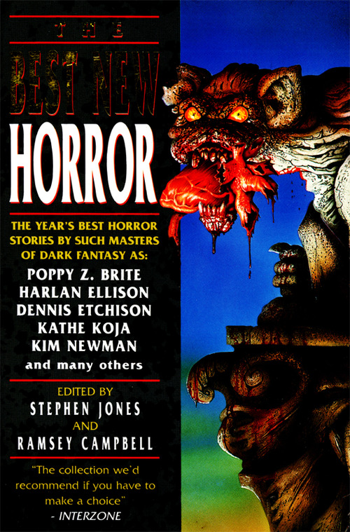 The Best New Horror 5