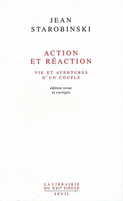 Action et réaction ; vie et aventures d'un couple