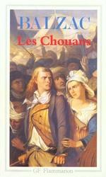 Couverture de Les Chouans