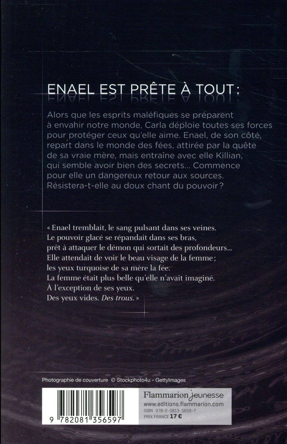 Enael t.3 ; l'alliée