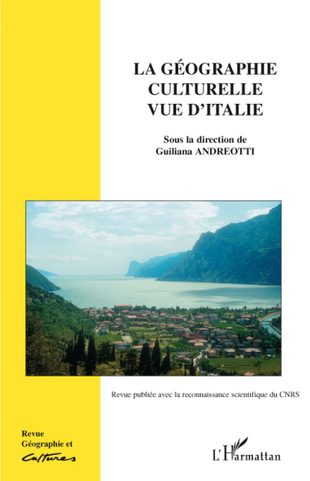 La géographie culturelle vue d'italie