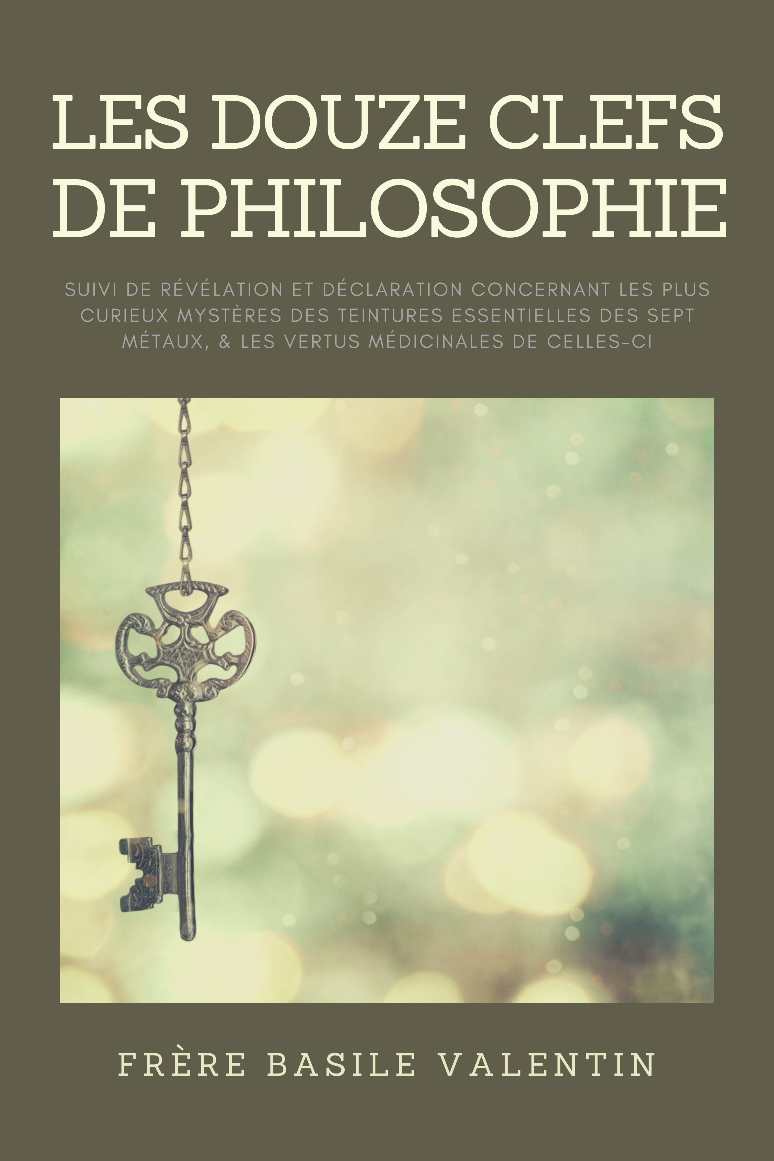 Les douze clefs de Philosophie