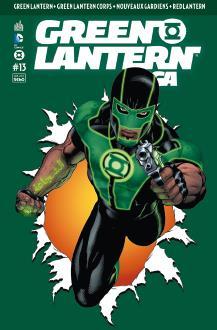 Green Lantern Saga N.13