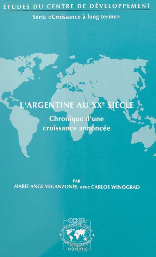 L'argentine au xx siecle
