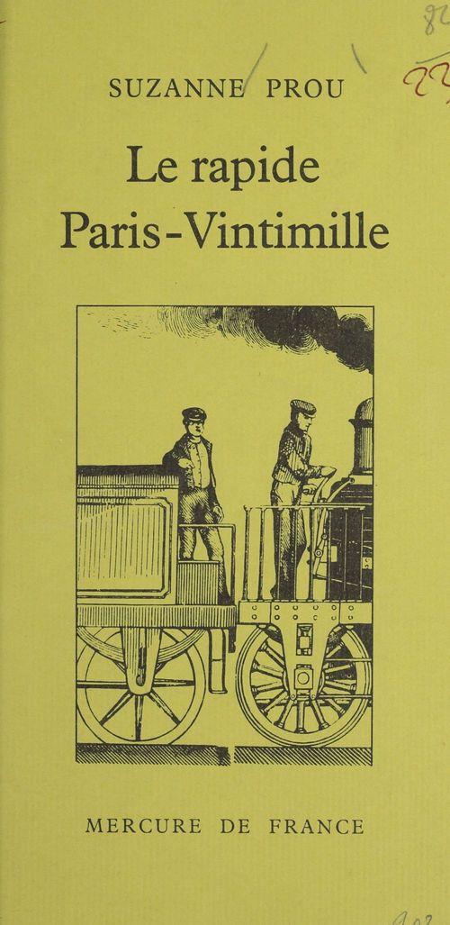 Le rapide Paris-Vintimille