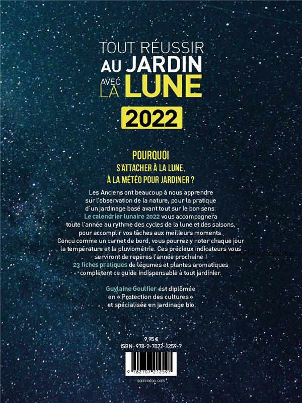 Tout réussir avec la lune 2022