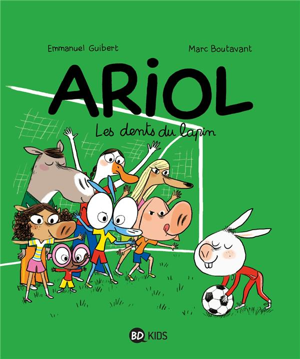 Ariol T.9 ; les dents du lapin