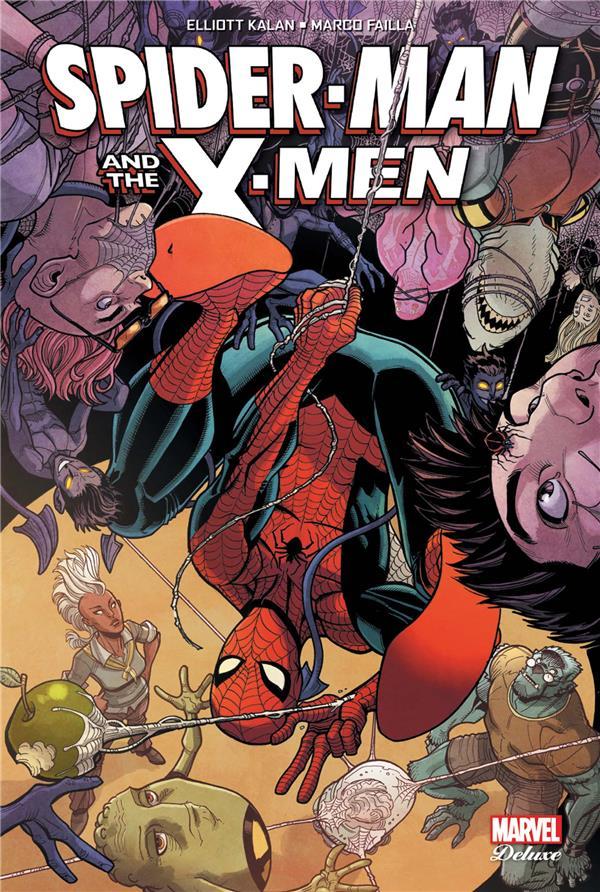SPIDER-MAN AND THE X-MEN KALAN, ELLIOTT