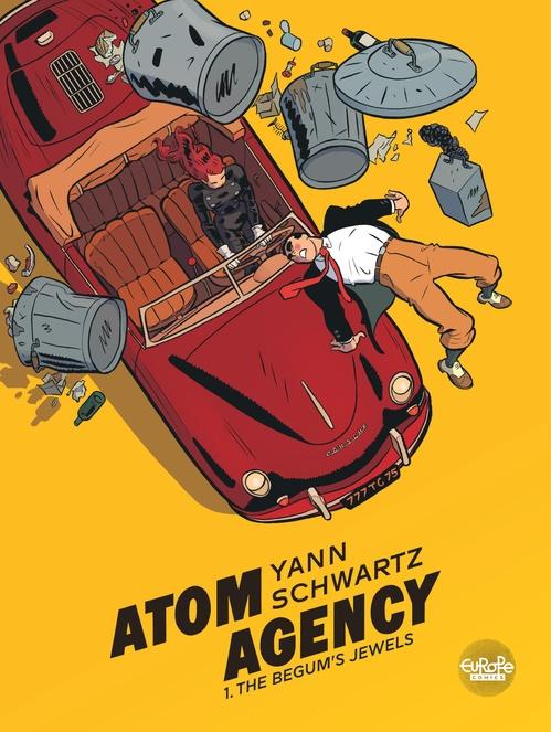 Atom Agency - Volume 1 - The Begum's Jewels