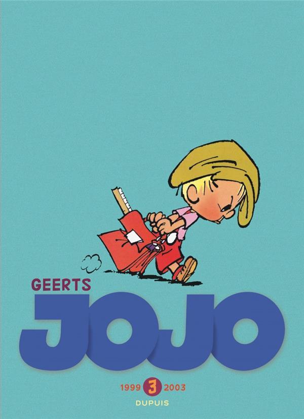 Jojo ; INTEGRALE VOL.3 ; 1999-2003