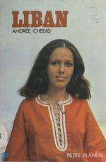 Vente EBooks : Liban  - Andrée CHEDID