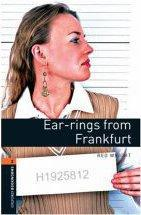 Obwl 3e Level 2: Ear-Rings From Frankfurt