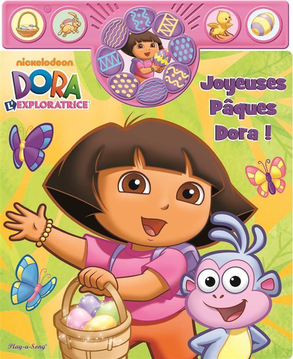 Joyeuses Paques Dora !