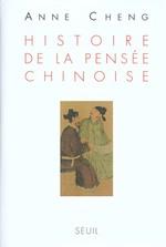 Couverture de Histoire de la pensee chinoise