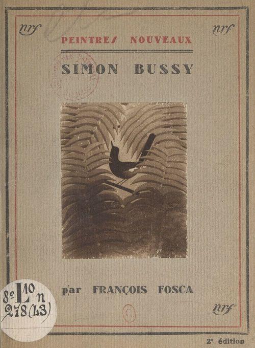 Simon Bussy
