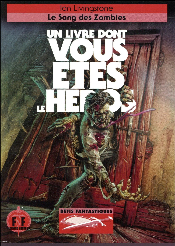 Le Sang Des Zombies