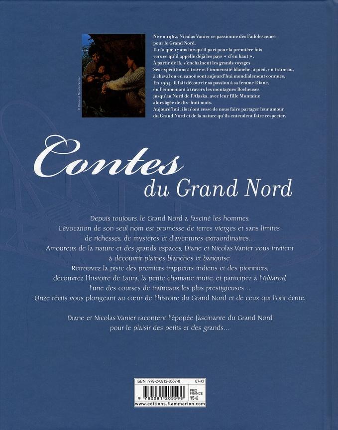 contes du Grand Nord