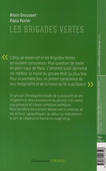les brigades vertes