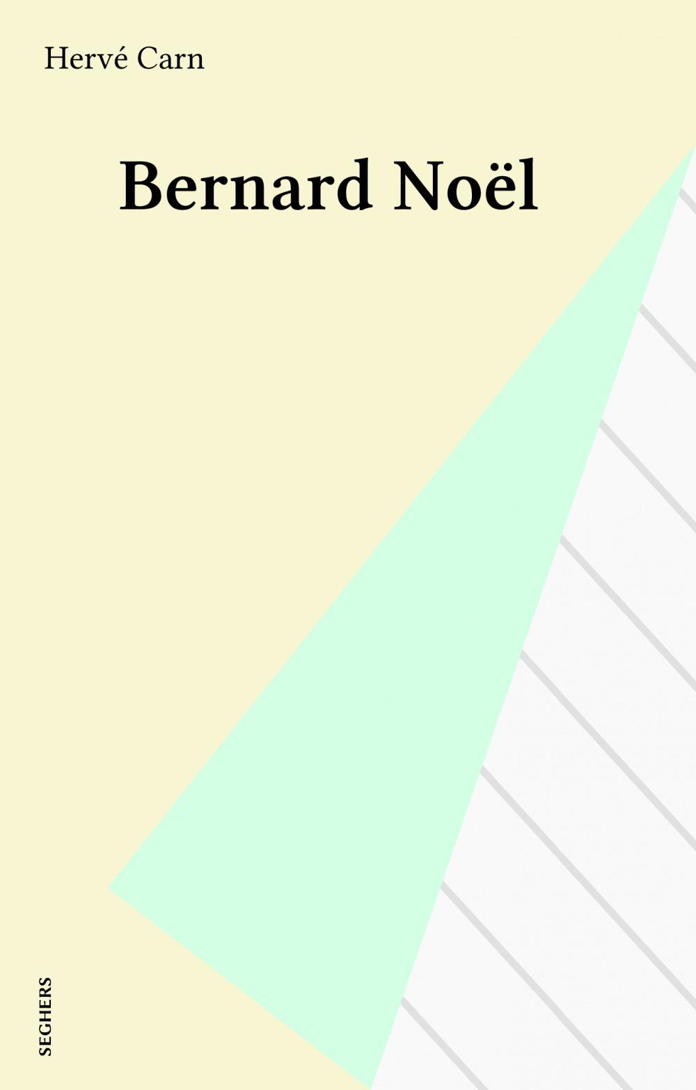 P253 - bernard noel