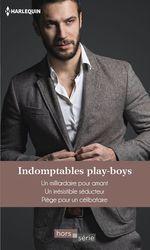 Vente EBooks : Indomptables play-boys  - Jacqueline Baird - Kathryn Ross - Amanda Browning