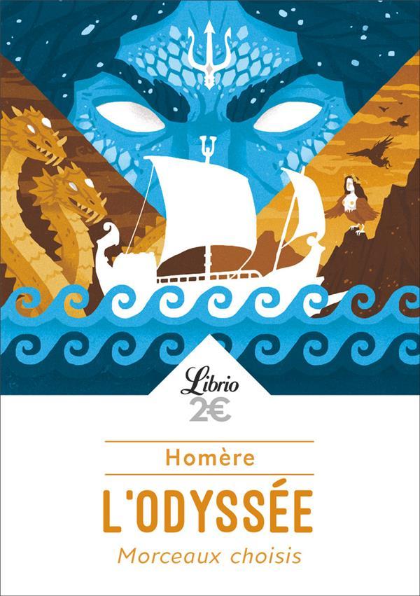 L'ODYSSEE  -  MORCEAUX CHOISIS