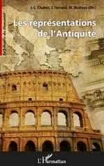 Vente Livre Numérique : Les représentations de l'Antiquité  - Jean-Luc CHABOT - Martial Mathieu - Jérôme Ferrand