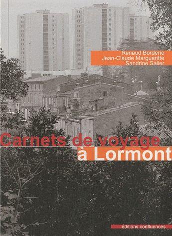 carnet de voyages à Lormont
