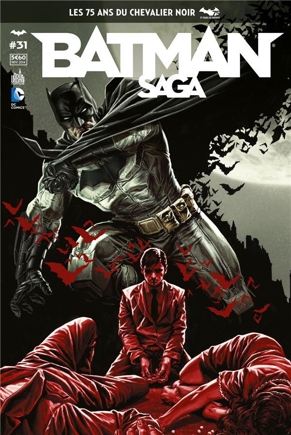 Batman saga n.31