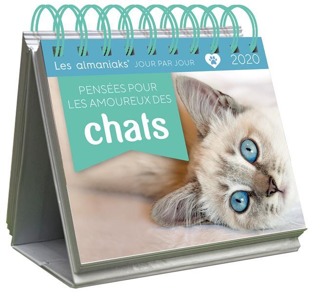 Almaniak pensées pour les amoureux des chats (édition 2020)