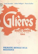 Vente Livre Numérique : Haute-Savoie, 31 janvier-26 mars 1944  - Louis Jourdan - Pierre Golliet - Julien Helfgott
