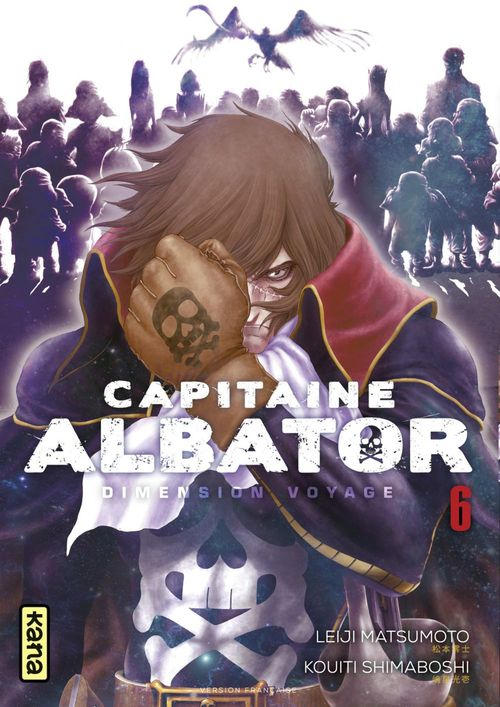 Capitaine Albator - Dimension voyage T.6