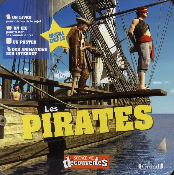 Les Pirates ; Coffret