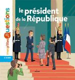 Vente Livre Numérique : Le président de la République  - Pascale Hédelin