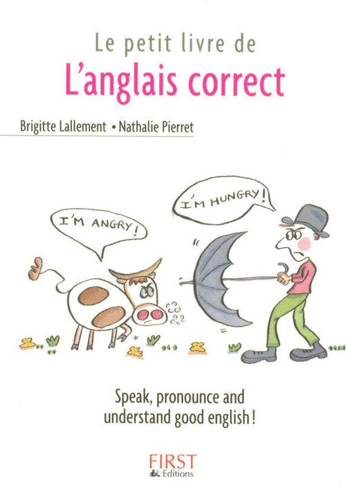Le Petit Livre de - Anglais correct
