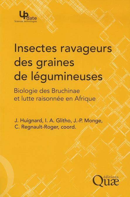 Insectes ravageurs des graines de légumineuses