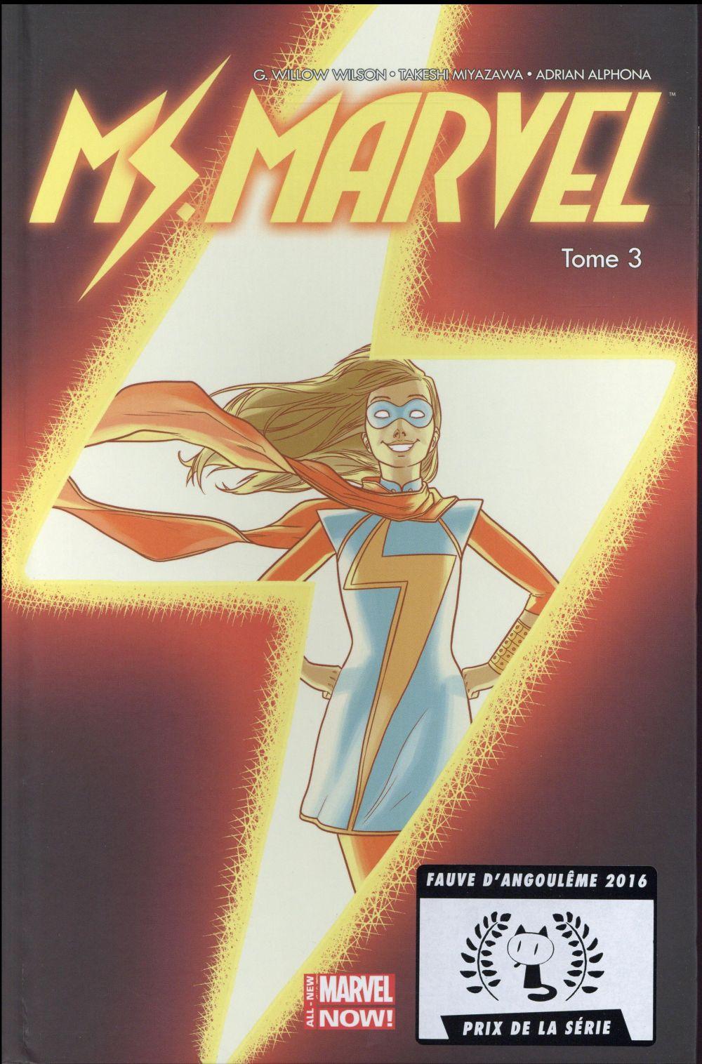Ms. Marvel T.3